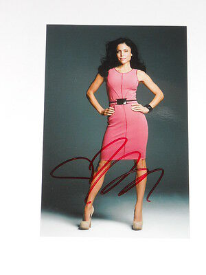 Bethenny Frankel Signed 4X6 Photo Real Housewives Of New York Autograph 1E