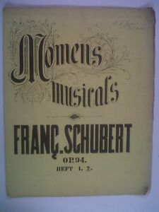 piano-SCHUBERT-Momens-musicales-Op-94-Book-2