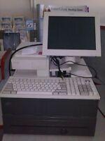 Computerised IBM Cashier Register