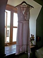 robe en crêpe de Chine de Betsey Johnson / fabulous summer dress