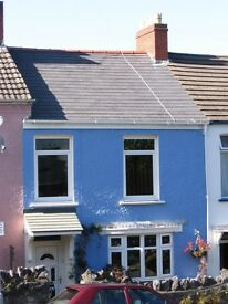Central Mumbles 4 bedroom house