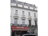 Studio Flat 2nd floor, Lancaster Gate, Paddington & Hyde Park Good links to all areas of London