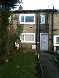 2 BED HOUSE BEACON ROAD WIBSEY BRADFORD BD6 3EJ