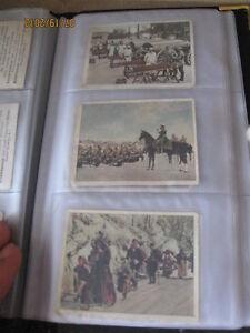 Cartes de la collection ''Der weltkrieg'' à vendre ou à échanger Saint-Hyacinthe Québec image 5