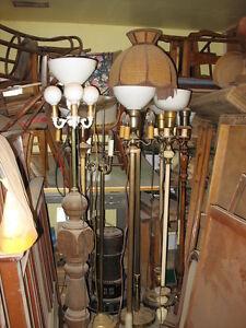 LAMPS, floor type