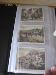 Cartes de la collection ''Der weltkrieg'' à vendre ou à échanger Saint-Hyacinthe Québec image 3