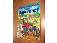 Mein großes Buch vom Bauernhof von Schwager und Steinlein Niedersachsen - Cappeln (Oldenburg) Vorschau
