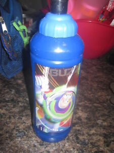 BUZZ LIGHTYEAR ITEMS - BACKPACK, WATERBOTTLE AND LUNCHBAG ++++ Kitchener / Waterloo Kitchener Area image 3