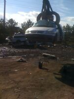 TOP CASH ON THE SPOT FOR SCRAP CARS VANS TRUCKS@647 704 6132