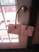 Brand-New Pink Purse