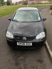VW GOLF 1.9TDI BLUEMOTION 105ps - £3,800 - full service history - priced to sell