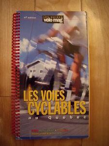 Les voies cyclables au Québec