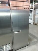 Single Door Roll In Cooler Deli Butcher Bakery Equipment