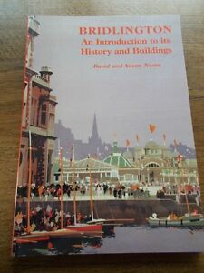 Rare-1st-Ed-BRIDLINGTON-AN-INTRODUCTION-TO-ITS-HISTORY-BUILDINGS-ILLUSTRATED