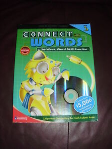 Brand New - Connect With Words - Grade One Level London Ontario image 1