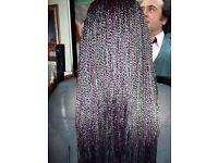Mobile Afro-Caribbean Hairdresser for Brazilian Knots, Crochet, Senegalese. Box Braids....