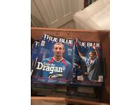 Rangers memorabilia programmes 2003-2004
