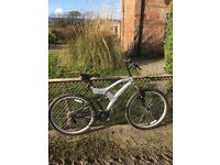 Silverfox mountain bike barely used good condition
