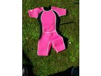 Splash wetsuit