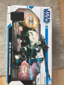 Star Wars AT-TE + box