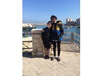 Italian experienced couple seeking AU PAIR LIVE IN in Summer