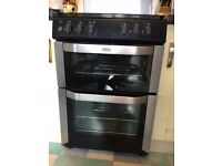 Belling duel fuel cooker for sale - collection on 4 July
