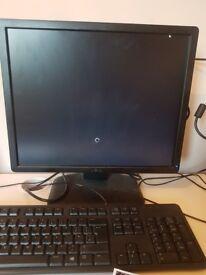 dell monitor and vga cable