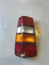 Volvo 240 245 rear light cluster