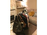 Clothes bundle size 14