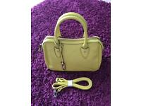 Lime Green Handbag