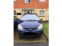 Renault Scenic - 7 Seater - Blue - Diesel - Manual