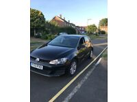 2013 Volkswagen VW Golf 1.6TDI DSG - LOW MILEAGE