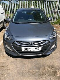 Hyundai I30 in good condition full service history,Mot unti Feb.next year...a good runner!