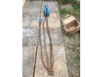 engine hoist chain