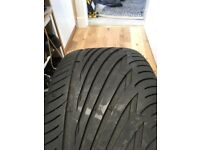 VERY GOOD CONDITION TYRES - 4x Vredestein Ultrac Sessanta 245/40 ZR 18 97Y (£250 for 4 / £70 each)