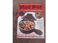 Stoneware Microwave Hot Pot