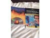A level Chemistry text books