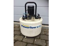 Plumber/Heating engineer's Powerflushing machine