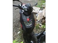 Aprilia sr 125cc