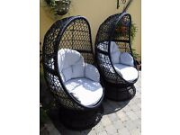 For sale, as new,patio chairs