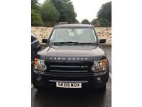 Land Rover Discovery 3 2009 high specs