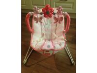 FISHER PRICE BABY BOUNCER FOR SALE