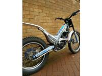 Sherco 250cc Trails Bike Road Register