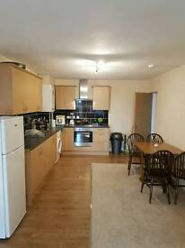 1 bedroom available in 2 bedroom flat