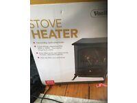 VonHaus Stove Heater