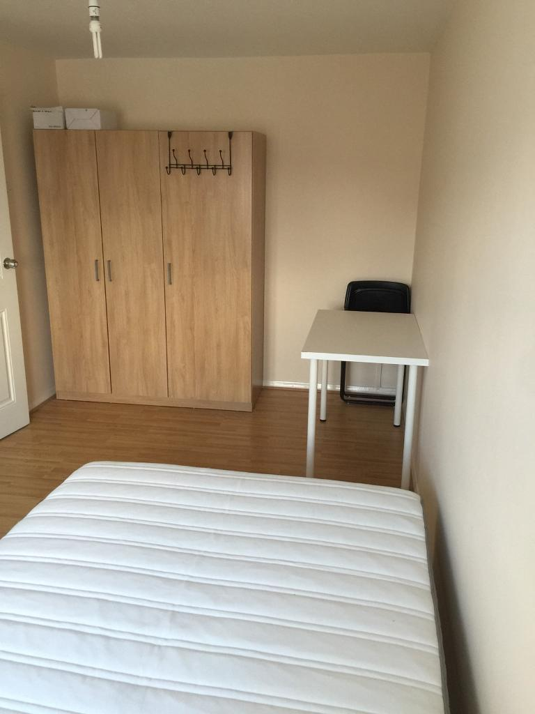 Double and single rooms, Abbey Woods