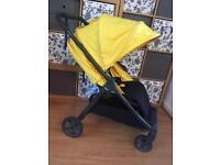 Mamas and Papas Armadillo Stroller Pushchair Yellow / Black