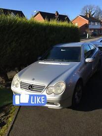 Mercedes c 180 automatic