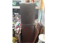Hoover Silver Fridge Freezer For Sale