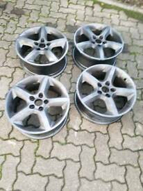 17 inch vauxhall alloys